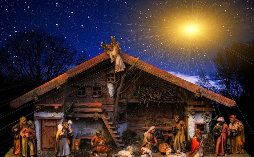 Zu Bethlehem geboren
